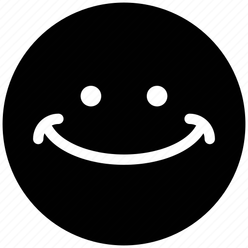 emoticons, emotion, expression, face smiley, happy, laughing, smile, smiley icon