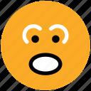 emoticons, emotion, expression, eyebrow, face smiley, laugh, laugh emoticons, smiley icon