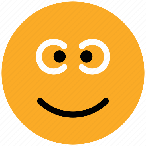 emoticons, emotion, expression, face smiley, gaze emoticon, smiley, stare emoticon icon