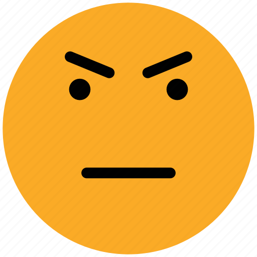 emoticons, emotion, expression, face smiley, nodding, smiley, stare emoticon icon