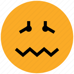 emoticons, emotion, expression, face, face smiley, halloween, smiley icon