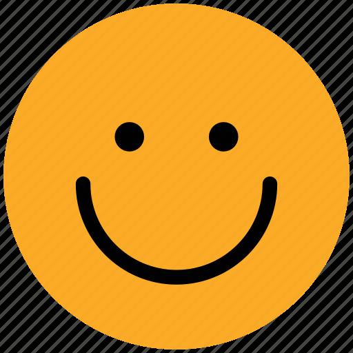 emoticons, emotion, expression, face smiley, happy, smile, smiley icon