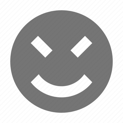 devious, emoji, smile icon