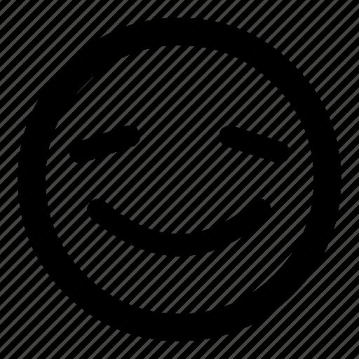 :), emoticon, emoticons, happy, smile, smiley, smiling icon