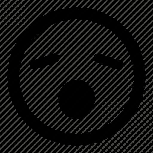 :o, amazed, emoticon, emoticons, shocked, smiley, surprised icon