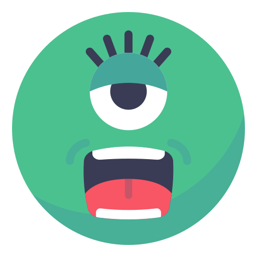 Alien, eye, face icon - Free download on Iconfinder