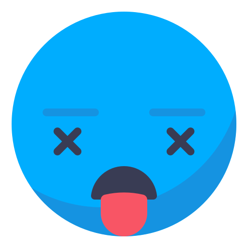 Dead, kill, smile, smiley icon - Free download on Iconfinder