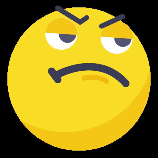 Boss, face, like, like a boss, mem, meme, smiley icon - Free download