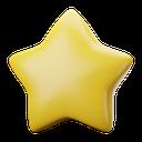 star, 3d