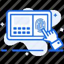 biometric attendance, biometric machine, biometry, fingerprint scanner, thumb scanner