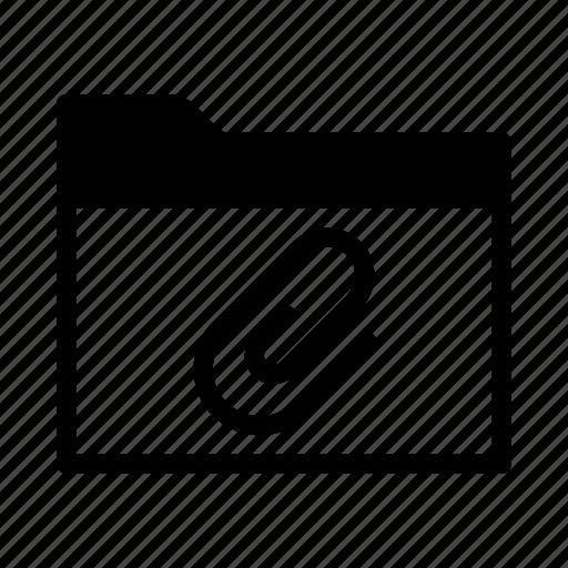 attach, attachment, clip, collection, folder, group icon