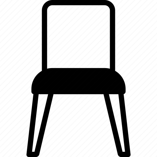 chair, dining, elbow, furniture, interior, seat, wooden icon
