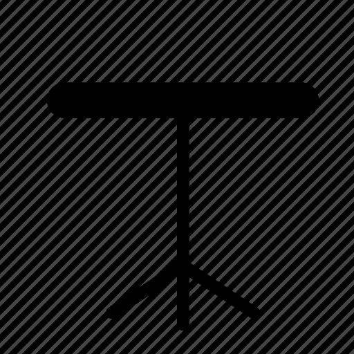 desk, furniture, house, interior, pub, table icon
