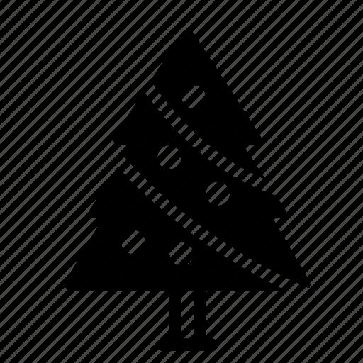 christmas, decoration, holiday, nature, plant, tree icon