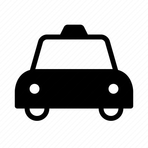cab, car, taxi, traffic, transport, vehicle icon
