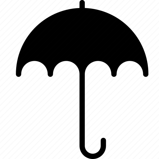 forecast, protect, rain, umbrella, weather icon