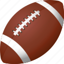 american football, ball, egg, equipment, rugby, sports icon