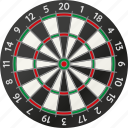 dart board, target, sports, darts, equipment