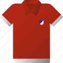 equipment, polo shirt, sports, sports wear, team icon