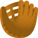 baseball, equipment, glove, sports, catcher icon