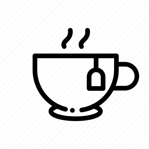 Coffee, drink, snack, tea, cafe, cup icon - Download on Iconfinder