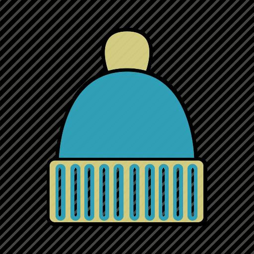 cap, hat, snow icon
