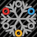 doodles, snow, snowflake, snowflake snow icon