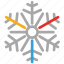 decorations, decorative, decorative snowflake, snowflake icon