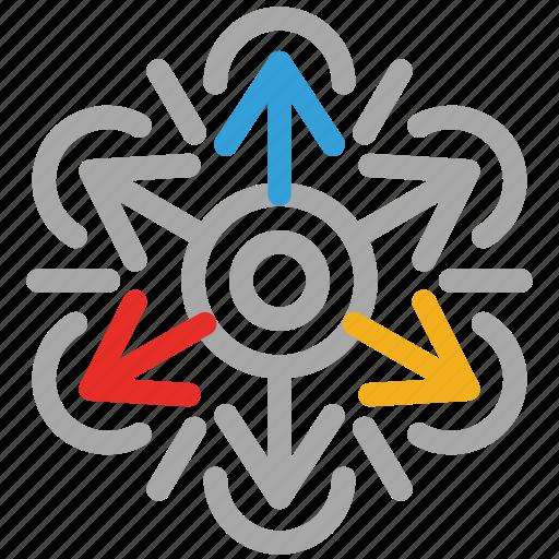 decoration, decorative, snow, snowflake icon