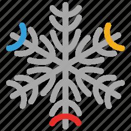 creative, shape, snow flowers, snowflake icon
