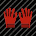 board, extreme, glove, snowboard, snowboarding, sport, winter icon