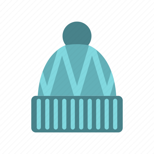 accessory, hat, heat, knit, warm, winter, wool icon
