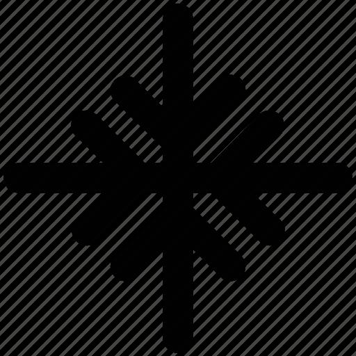 chistmas, christmas decorations, crystal flake, ice flake, snowfall, snowflake, winter, winter flake icon