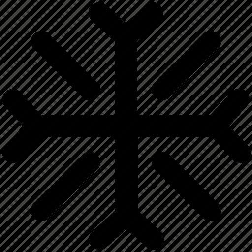 chistmas, christmas decorations, crystal flake, ice flake, snowfall, snowflake, winter flake icon
