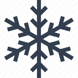 christmas, flake, snow, snowing, winter icon