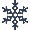 abstract, christmas, flake, snow, snowflake, winter icon