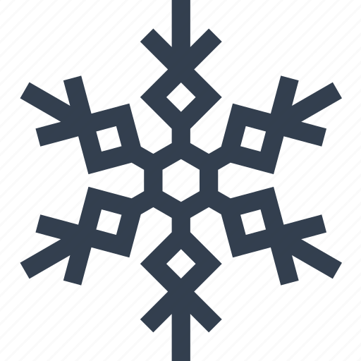 abstract, christmas, flake, snow, snowflake, winter icon