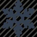 winter, frozen, snow, flake, christmas, snowflake