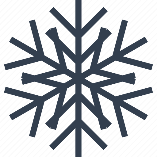 christmas, flake, snow, snowflake, winter icon