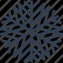 decorative, winter, snow, flake, christmas, snowflake