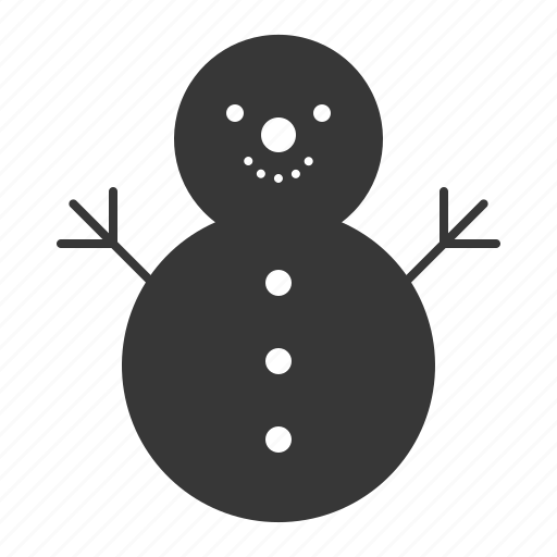 christmas, cold, holiday, snow, snowman, winter, xmas icon