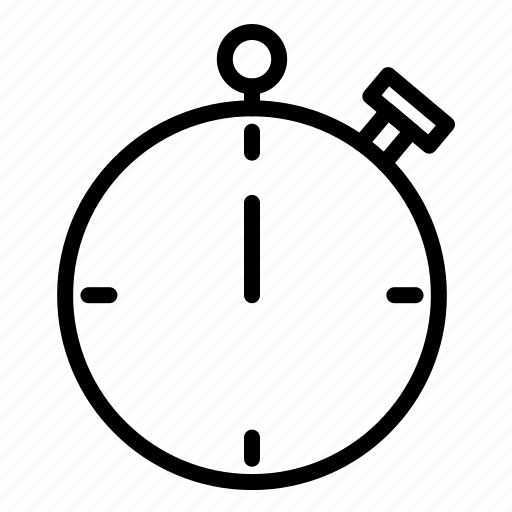clock, kickoff, stopwatch, time icon