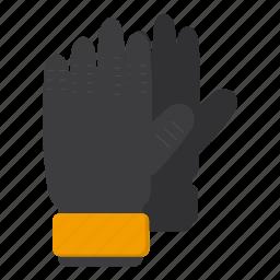 cartoon, equipment, football, game, glove, soccer, sport icon