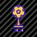 champion, championship, cup, football, soccer, sport, world icon