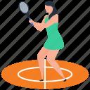 outdoor game, sport, tennis, tennis court, tennis player icon