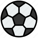 ball, football, game, l, leisure, soccer, sport icon
