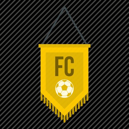 badge, fc, football, pennant, soccer, sport, winner icon