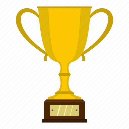 best, cup, first, golden, place, success, trophy icon