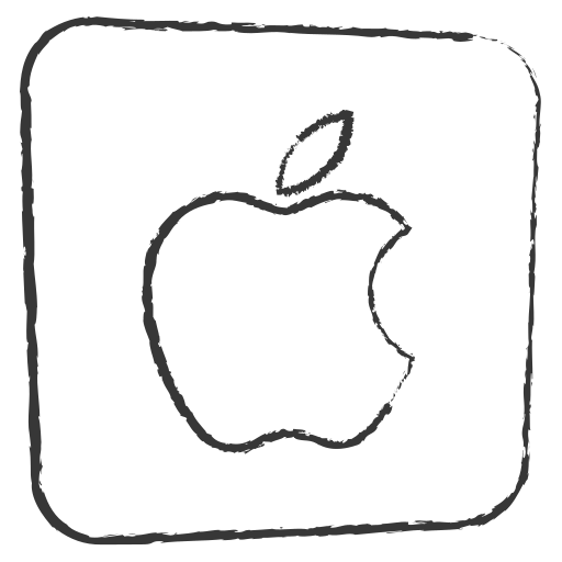 apple, iphone, mac icon