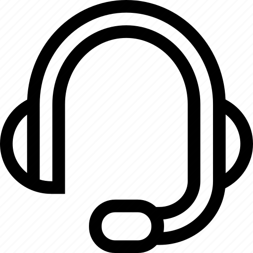 call, headphones, headset, music, phone icon